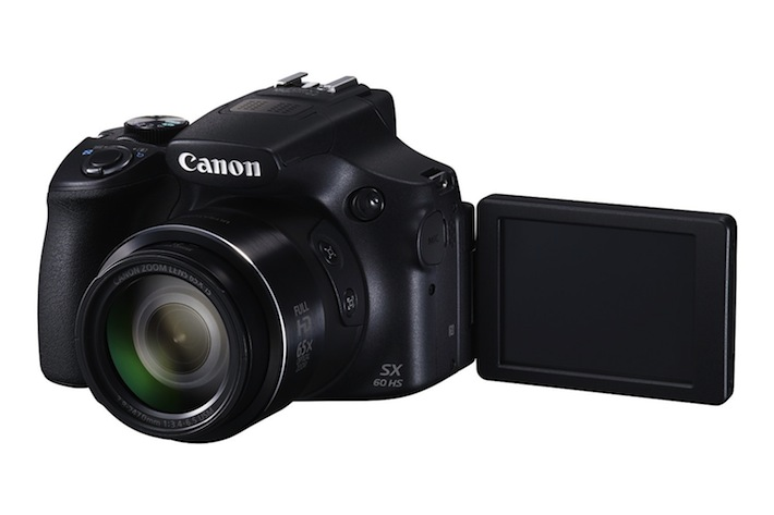 photo of the Canon ax-60